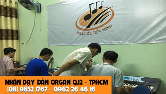Dạy đàn organ cơ bản - nâng cao | Trung tâm âm nhạc Tiến Minh