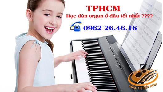 Dạy đàn organ - piano - guitar Tphcm | Hotline: 0962 26 46 16