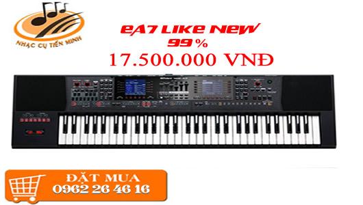 Roland Ea7 cũ giá rẻ | Tiến Minh 0962264616