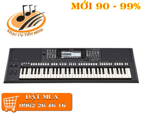 Đàn Organ Yamaha PSR-S550B đã qua sử dụng
