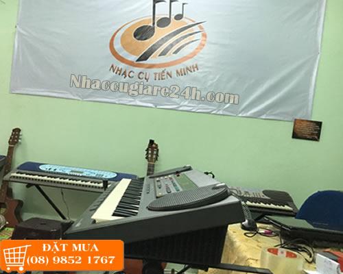 Đàn organ yamaha pss 795   nhạc cụ tiến minh