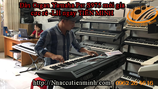 Đàn organ yamaha psr s975 cũ giá rẻ