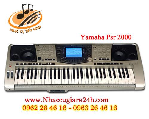 yamaha psr 530 đã qua sử dụng