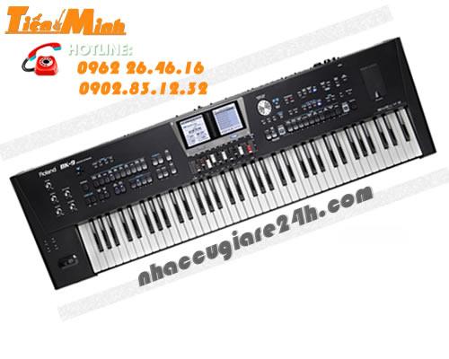 Đàn Organ Roland BK5 Mới