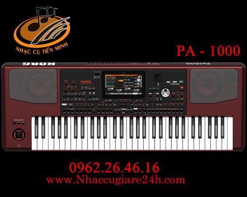 Korg pa1000 mới giá rẻ 0962264616